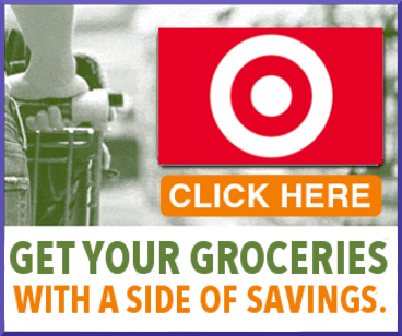 Get your groceries with a side of savings.